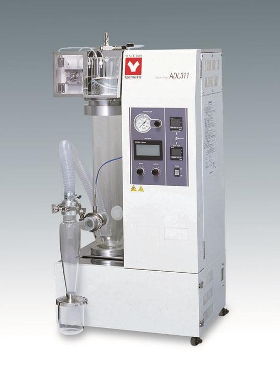 Yamato Scientific Granulating And Spray Drying